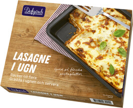 karins lasagne kcal